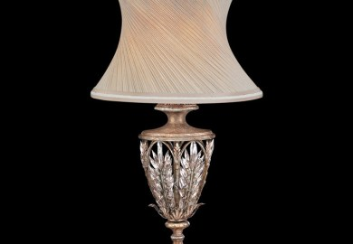 Crystal Shade Table Lamps