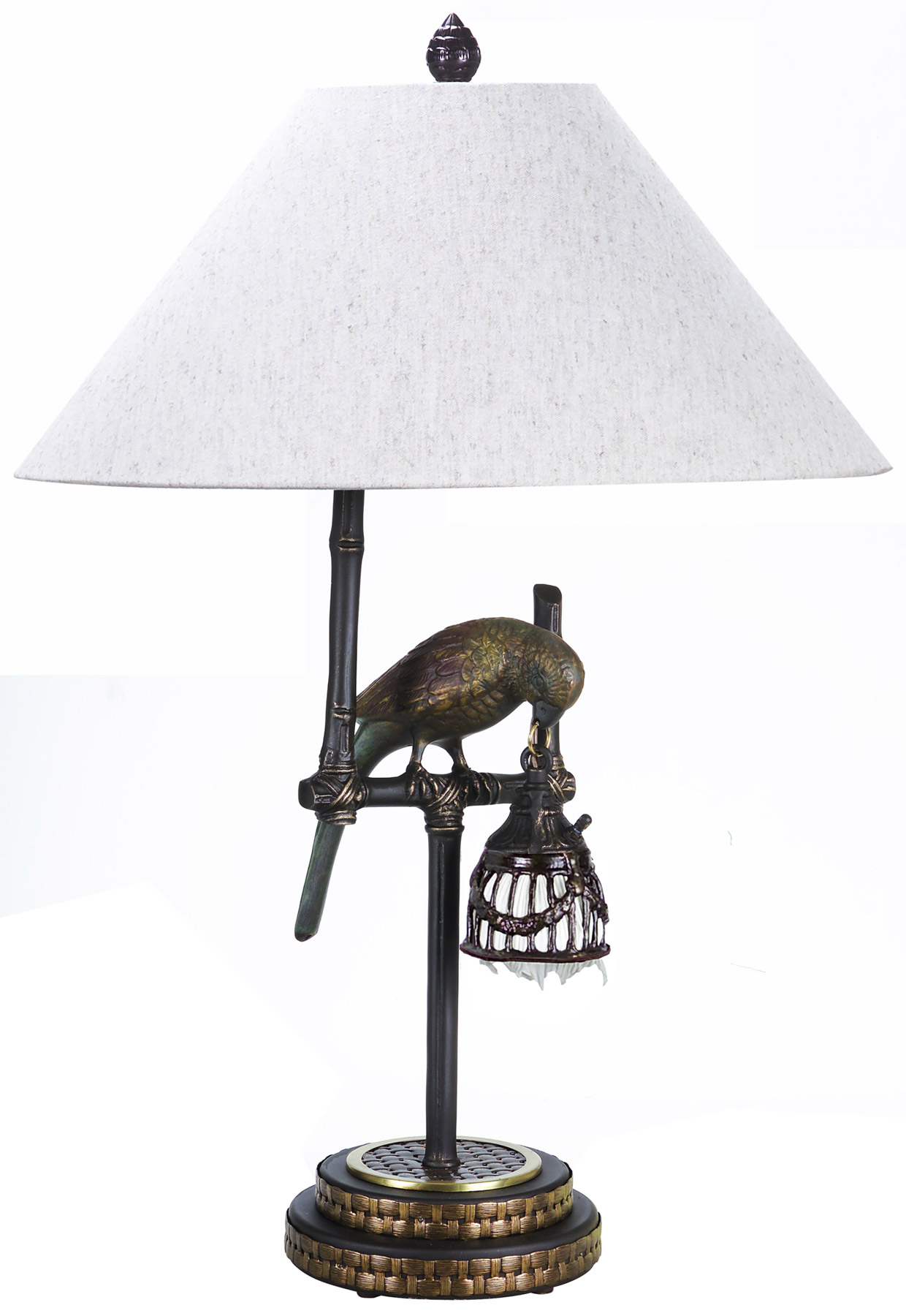 Frederick Cooper 652612 Polly by Night Table Lamp