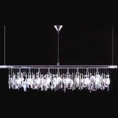 Rustic Pendant Lighting Kitchen Garden Window James R. Moder 94160s22 Crystal Broadway Linear Chandelier