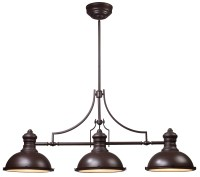 Elk Lighting 66135-3 Chadwick Pool Table Light