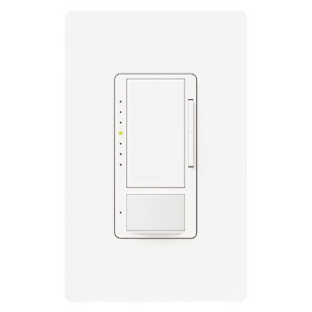 Lutron MS-VP600M-WH Maestro 120V 600W Multi-Location