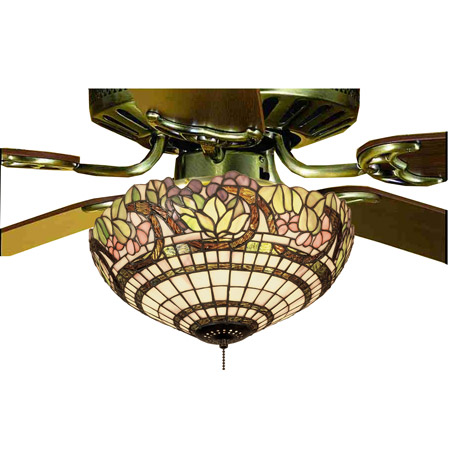 rustic kitchen island light fixtures memory foam mat meyda 12706 tiffany handel grapevine fan fixture