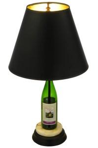 Meyda 134264 Personalized Wine Bottle Table Lamp