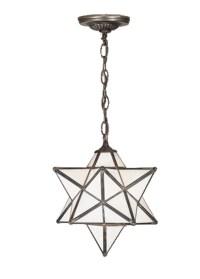 Meyda 21841 Moravian Star Hanging Lamp