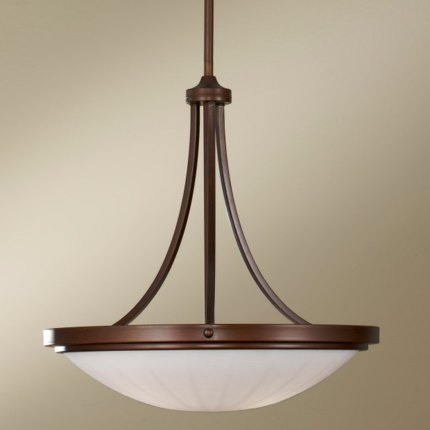 Inverted Pendant Light Fixtures