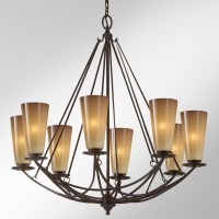 Murray Feiss F2606/8MBZ El Nido Eight Light Chandelier