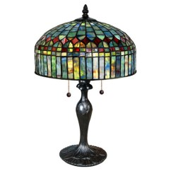 Kitchen Island Cart With Seating Table For Small Paul Sahlin Tiffany 1238 Cathedral Lamp