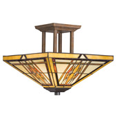craftsman mission lighting and home