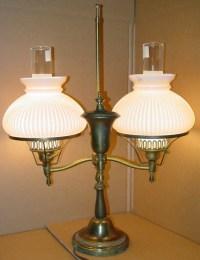 Antique Lamp Parts