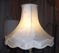 Victorian Lampshades Repaired, Restored