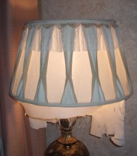 Lampshade, Shade Liner Repair, Restore, Alabama