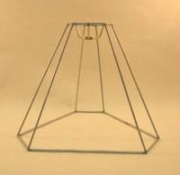 Triangle Cut Cornner 3 3/4X12X11 1/4: Lamp Shop