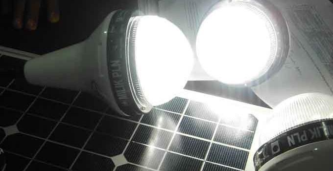 Cara Mudah Hemat Listrik Menggunakan Lampu Sehen 15w dengan 4 Lampu