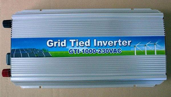 Jual Grid Tie Inverter atau On Grid Inverter Untuk Panel Surya