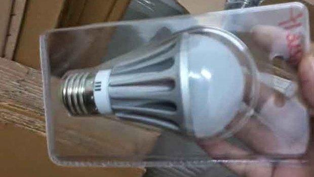Lampu SEHEN 15w Dengan 3 Lampu
