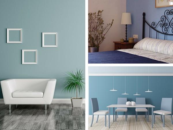 Decoracin de interiores Colores para pintar tu casa