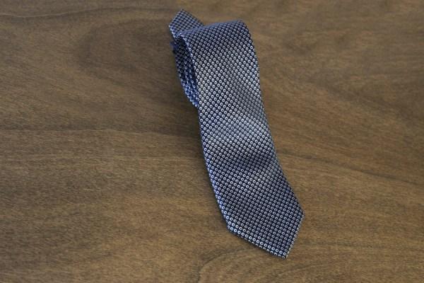 Cravatta fantasia fondo nero mod. 059