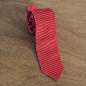 Cravatta fantasia fondo rosso mod. 070
