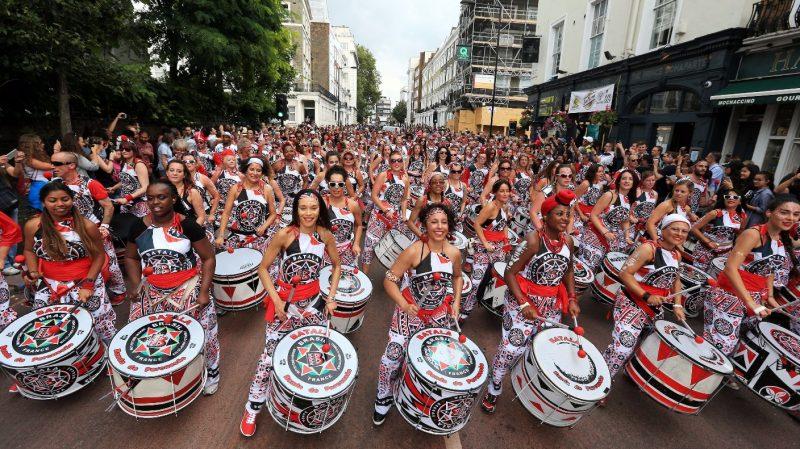 Il Notting Hill Carnival oggi