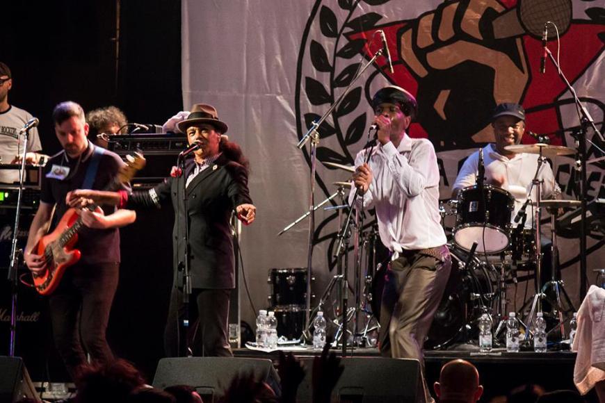 Selecter a Bologna City Rockers