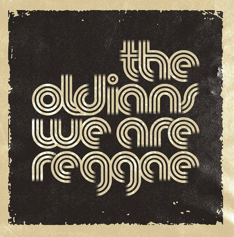 La copertina di We Are Reggae, album dei The Oldians uscito nel 2018