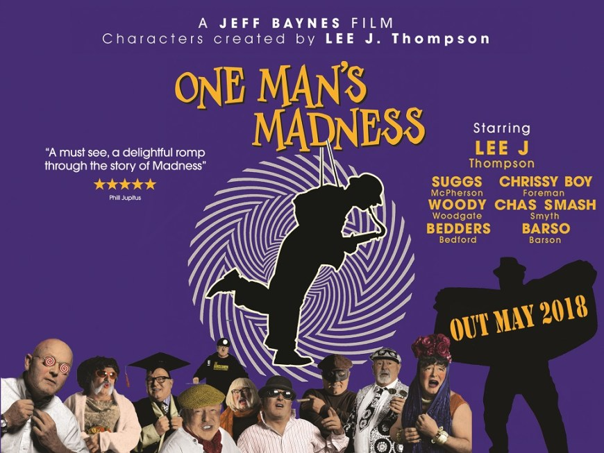 La locandina del film One Man's Madness
