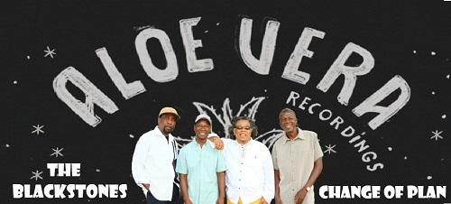 I Blackstones per Aloe Vera Recors