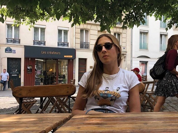 Lara Rongoni, regista di Stili Ribelli
