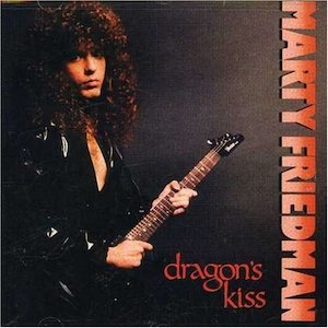 Chronique Musicale Marty Friedman Dragon's Kiss