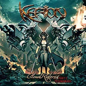 Chronique Musicale Kerion Cloud Riders