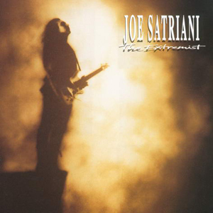 Chronique musicale Joe Satriani - The Extremist