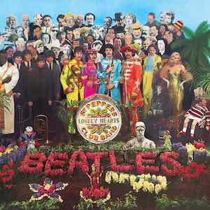 Chronique Musicale Beatles Lonely Hearts