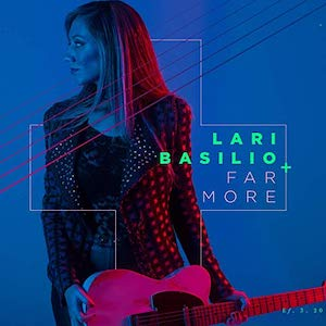 Chronique Musicale Lari Basilio - Far More