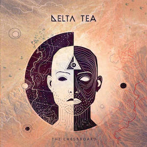 Delta Tea The Chessboard pochette cover