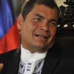 """Ecuador lanza campaña """"La mano negra de Chevron"""" contra petrolera estadounidense 3 12 agosto, 2020"""