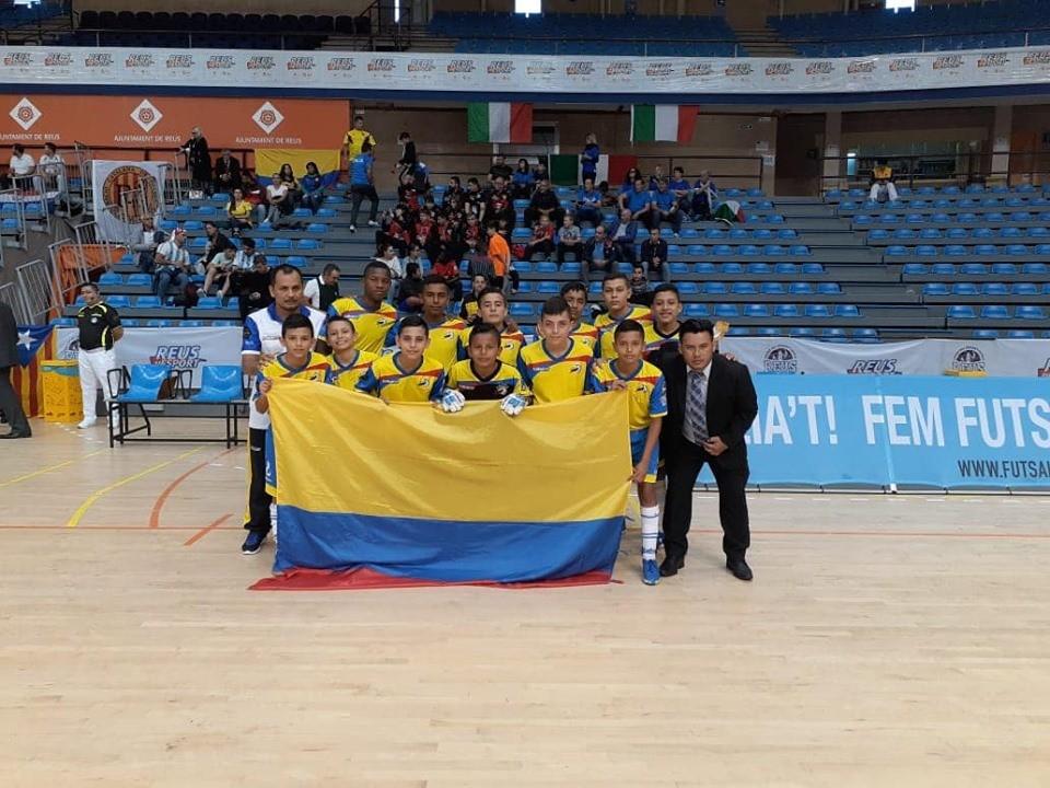 Caqueteños lograron el tercer puesto en Mundial de Fútbol de Salón Sub13 6 13 julio, 2020