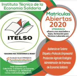 Estudios técnicos, una buena alternativa para los jóvenes huilenses 10 20 febrero, 2020