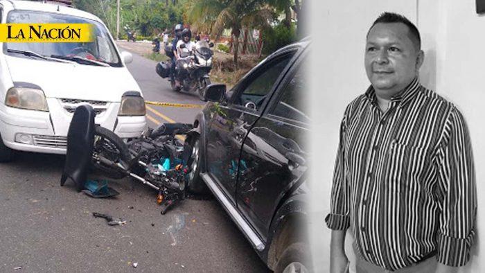 Fatal accidente en la vía Neiva - Campoalegre 1 16 febrero, 2020