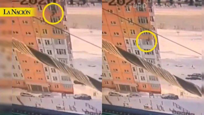 [Video] Cayó desde un noveno piso y quedó con vida 1 16 febrero, 2020