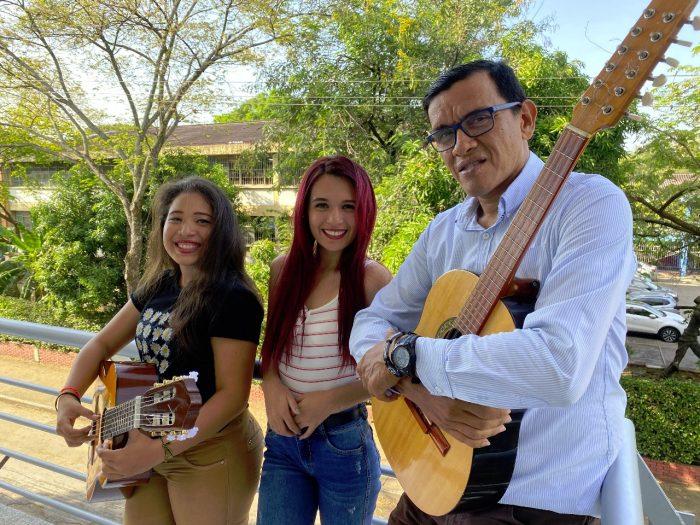 Canela Dúo se abre camino en la música andina 1 20 febrero, 2020