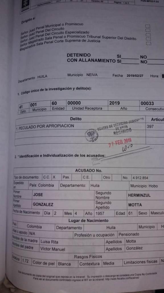 A juicio exalcalde de Hobo por pagar celular de una particular 2 4 abril, 2020