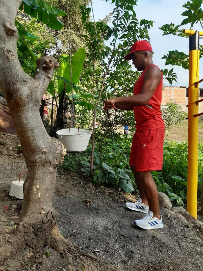 El gimnasio ecológico de Sammy en Campoalegre 8 27 mayo, 2020