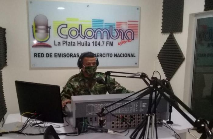 Emisora del Ejército, un aliciente para los niños en cuarentena 7 29 mayo, 2020