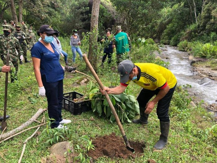 Así se conmemoró el Día Mundial del Medio Ambiente en el Huila 7 11 julio, 2020