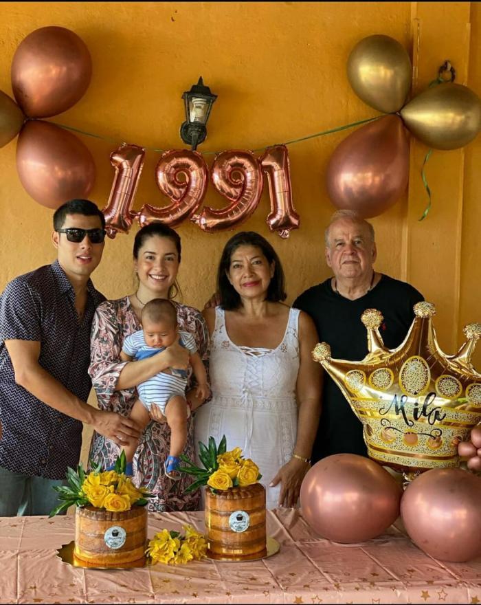 El cumpleaños de 'Cami' 3 14 agosto, 2020