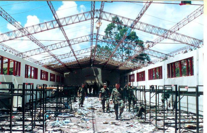 El Ejército siempre buscó culparnos del atentado: militar en retiro 2 9 agosto, 2020