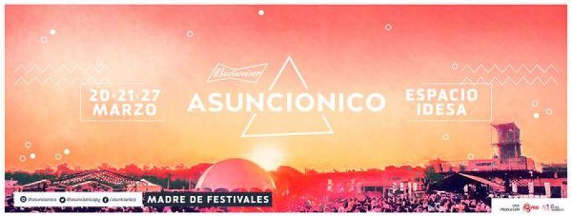En marzo del 2018 llega otra edición del Asunciónico.