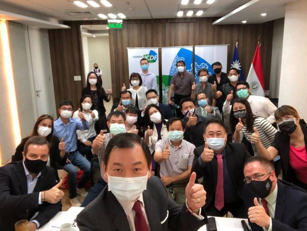La mayoría de los representantes eran de empresas de autopartes. Foto: Gentileza.