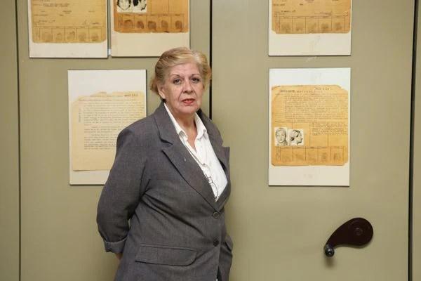 Rosa Palau.