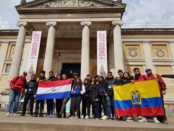 El encuentro internacional de emprendedurismo es considerado el más importante en el Reino Unido. Foto: Gentileza.